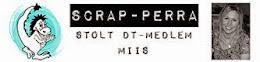 Tidigare designer hos Scrap-Perra