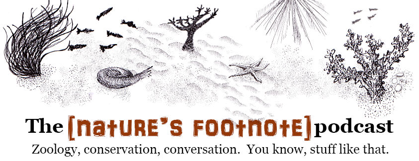 THE [nature's footnote] PODCAST