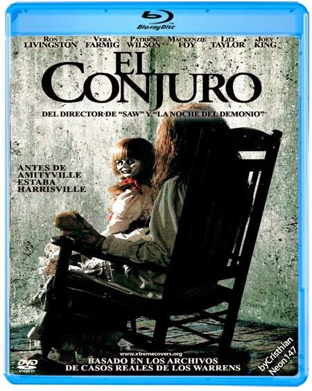 El conjuro (Español Latino) (Full HD 1080p BRrip) (AC3 5.1) (2014)