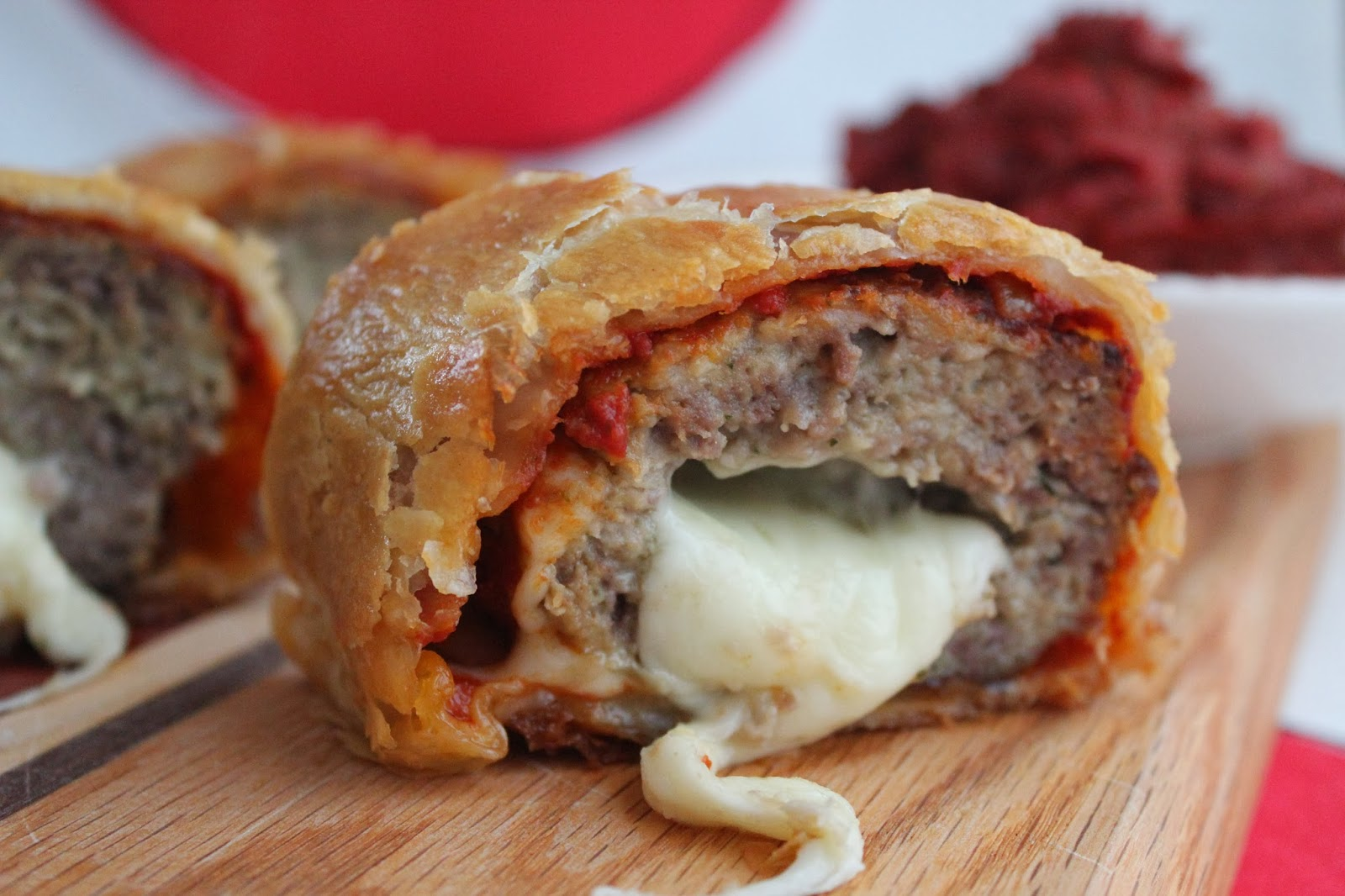 Meatball Wellington