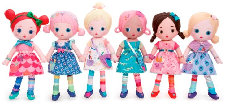 Mooshka Dolls from Zapf Creations