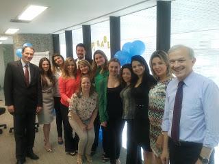 Girardi realiza palestra para executivos do Itaú Personnalité