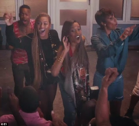 New Video  Michelle Williams - Say yes ft Beyonce & Kelly