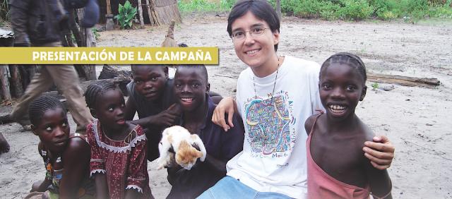 Anastasio Gil presenta Misioneros de la Misericordia