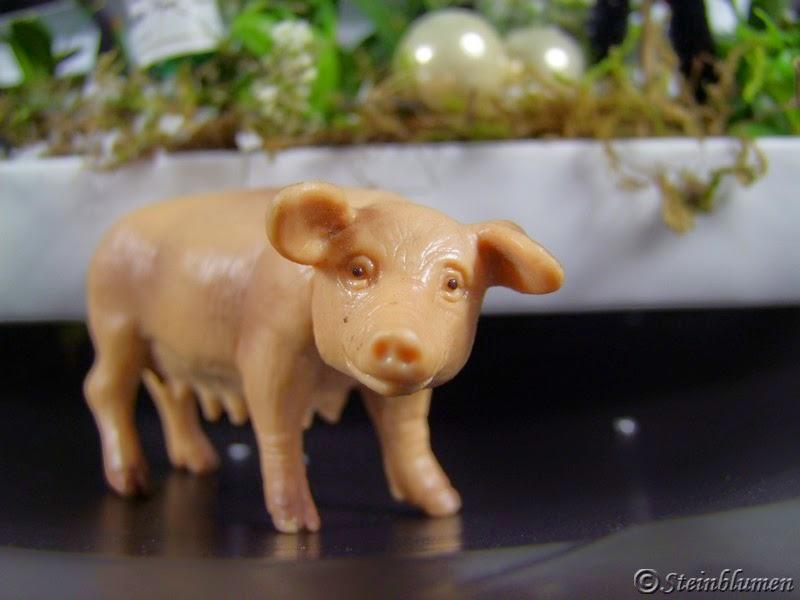 Gluecksschwein Silvester