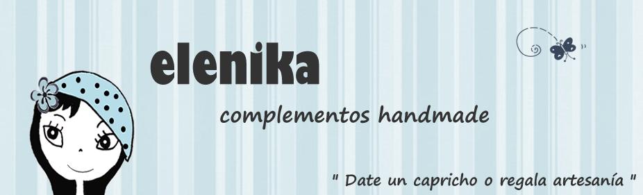 elenika - complementos handmade