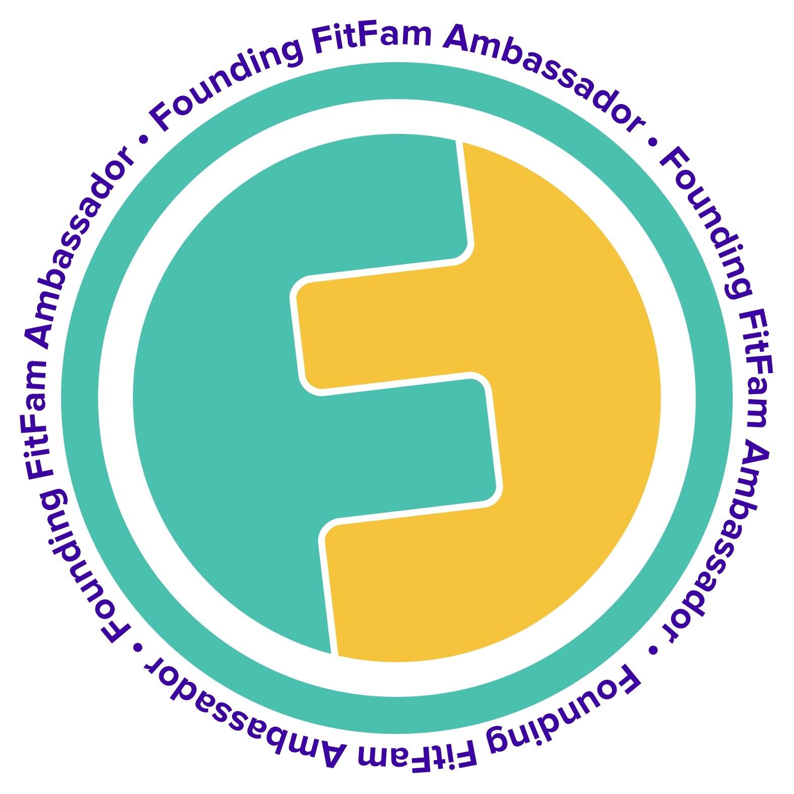 Founding FitFam Ambassador