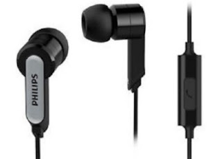Paytm : Buy Philips SHE1405BK Wired In Ear Headset (Black), worth Rs.349 at Rs.163 only – buytoearn