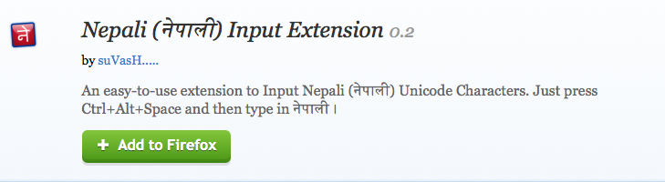 Time httpajabgajabspot firefox plugin for httpsaddonszillaen usfirefoxaddonnepali e0a4a8e0a4aae0a4b2 input extension the weird characters in the link is due to the use of altavistaventures Image collections