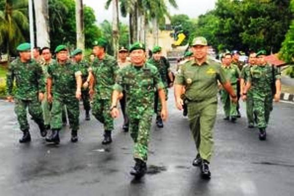 Wakil Kepala Staf TNI-AD. PROKIMAL ONLINE Kotabumi Lampung Utara