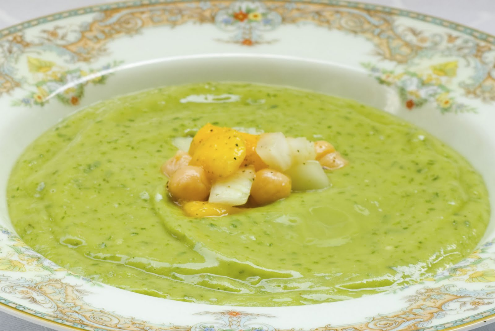 The Preppy Vegan: Ode to Avocados (and Chilled Avocado Soup)
