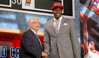 The Cleveland Cavaliers add No. 1 Draft pick Anthony Bennett to their young core