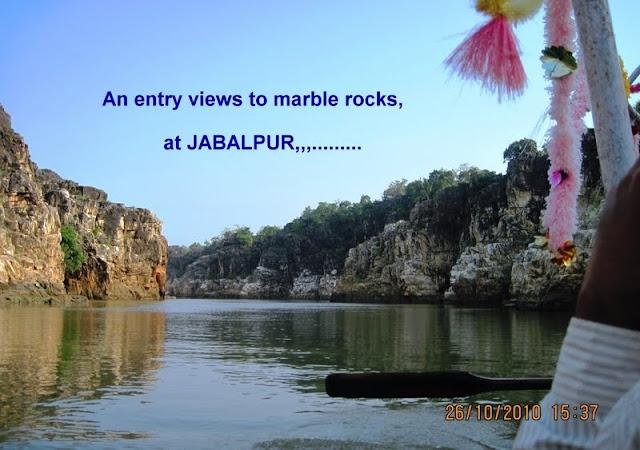 Marble Rocks, Jabalpur, M.P.
