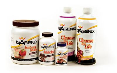 Isagenix 9 day Cleansing giảm cân làm sạch cơ thể trong 9 ngày 2