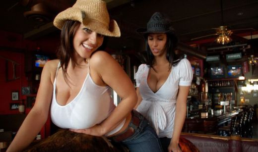 Denise Milani Hot Breast