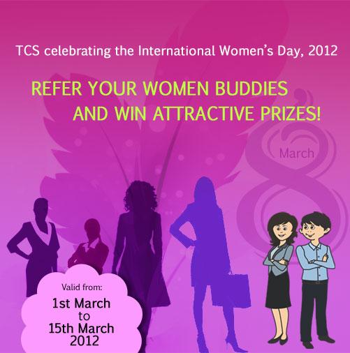 Tcs Celebrates International Women S Day Spotinfo24