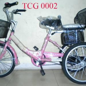 จักรยานสามล้อ รหัสสินค้า TCG 0002