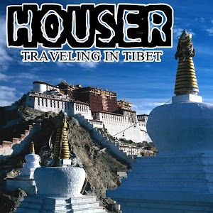 HOUSER - Traveling In Tibet (Original Mix)