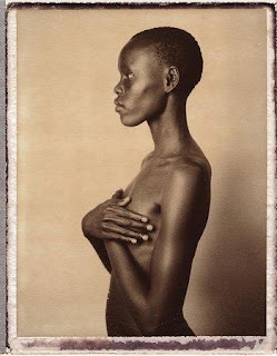 Hot Shoot | Grace Bol par Nathalie Morlic
