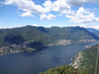 El Lago de Como. Italia. Norte de Italia. Visitar el lago de como