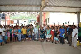 """""""Con apoyos gestionados al campo, que incentiven a los productores de hule y caña, lograremos digni"""