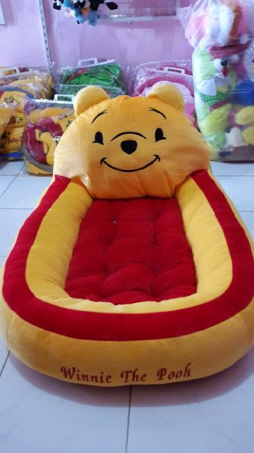 Ini Gambar Kasur Boneka Bayi Lucu Winnie The Pooh