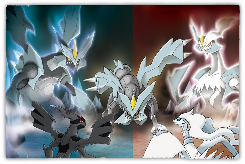 Contagem regressiva para kalos parte 4 a hist ria que - Pokemon legendaire blanc 2 ...