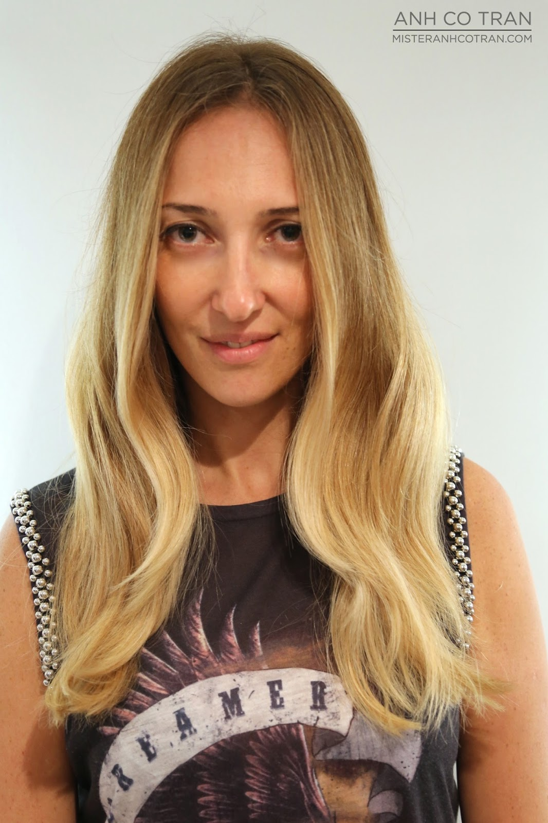 MIAMI: A DAY AT THE SALON: CLASSIC FACE FRAMING LAYERS - ANH CO TRAN ...