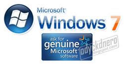 Aktivasi Windows 7 Trial Jadi Full Version Genuine