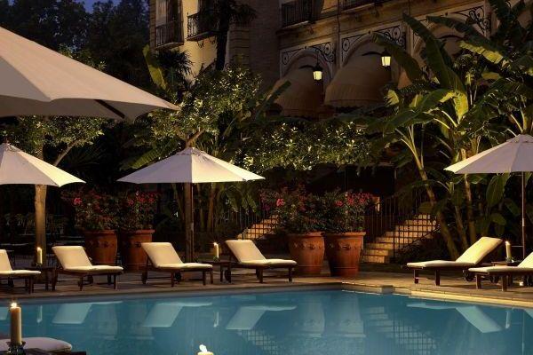 Hampton hostess cool pool - Hotel alfonso xii sevilla ...