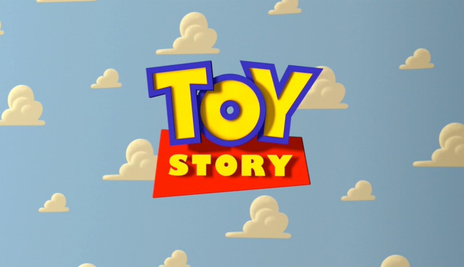 Disney Pixar Toy Story Logo