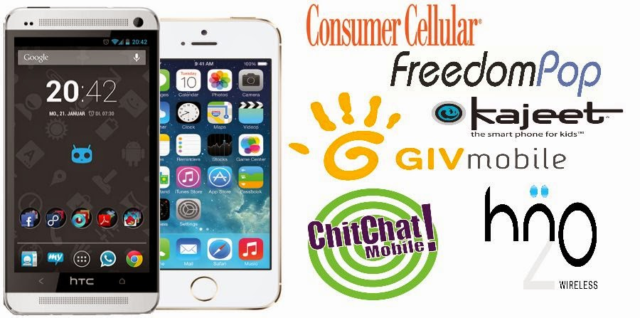 Best No Contract Phone Plans