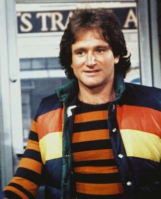 Robin Williams Young Pictures