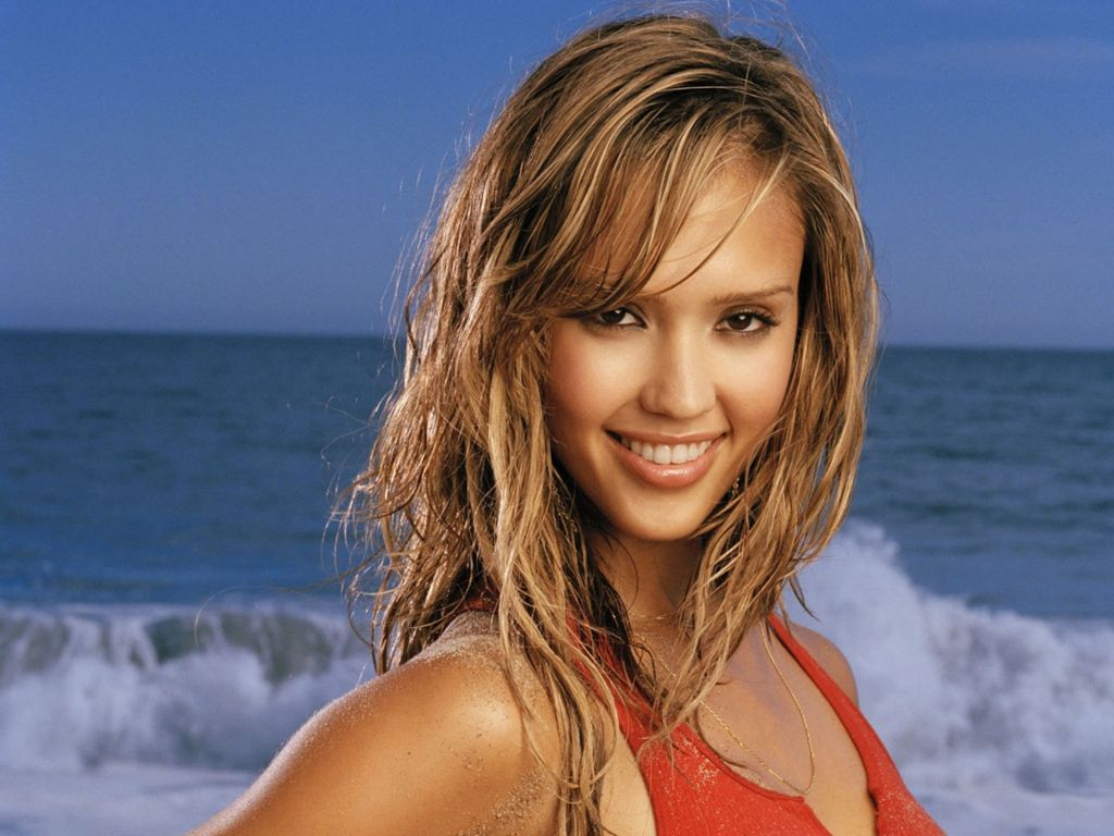 Jessica Alba Hot Actress Wallpapers