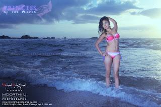 Natasha bikini hot