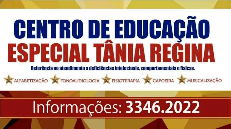 CENTRO ESPECIAL TÂNIA REGINA
