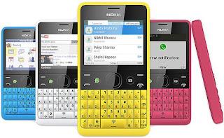 Full Specs of Nokia Asha 210