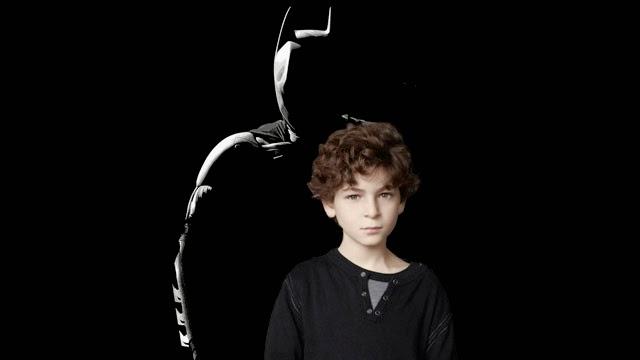 La niñez de Batman en Gotham