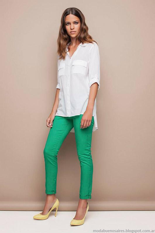 camisas verano 2015 Awada moda.