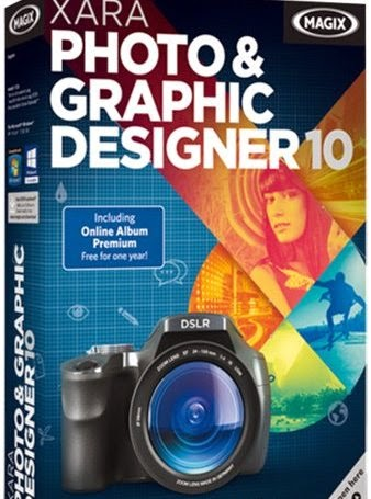 Xara Photo & Graphic Designer 10.1.1.34966 Final