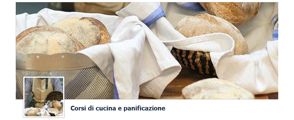 Corsi di Cucina e Panificazione