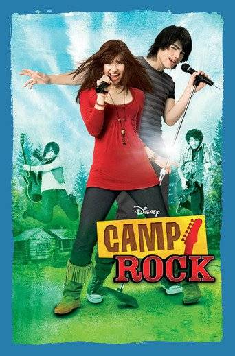 Camp Rock (2008) ΜΕΤΑΓΛΩΤΙΣΜΕΝΟ ταινιες online seires oipeirates greek subs