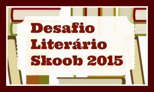 Desafio, Literário, Skoob, 2015, livros, projeto, meta
