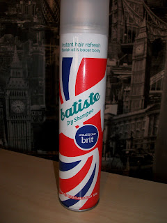 Batiste Dry Shampoo Review, Batiste Dry Shampoo Limited Edition, How to use dry shampoo, does dry shampoo work