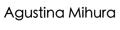Agustina Mihura