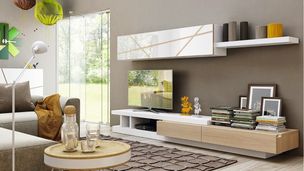 Fotografias de muebles de salon modernos for Muebles contemporaneos chile