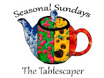Seasonal Sundays at The Tablescaper