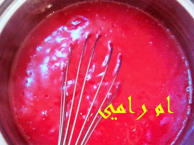 تحلية بعصير البرتقال والفانتا  IMG_5170