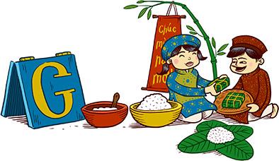 Vietnamese Lunar New Year 2013