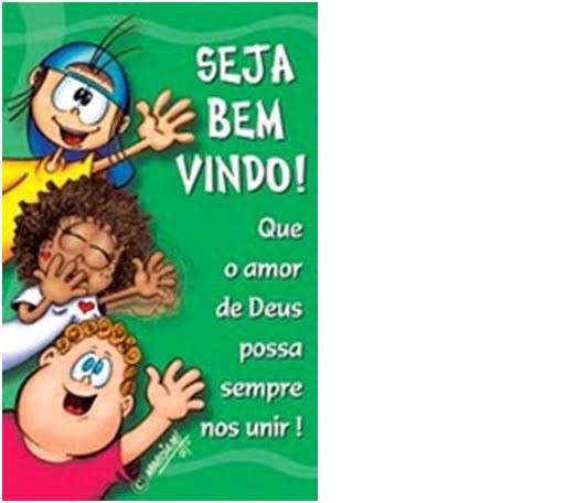 Seja Bem Vindo: Ministério Infantil Com Tia Pri Mendes: Fevereiro 2012